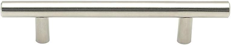 1 St/ück Schrank Schublade T/ürgriff Stangengriff LS201BSS64 Bohrlochabstand 64mm Hohle Edelstahl K/üchenschrank M/öbelgriffe Kleiderschrank Zieht Griffe