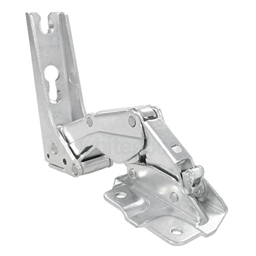 Baumatic BR500 BR508 Fridge Freezer Integrated Hettich Door Hinge (Top Right / Lower Left, 3362 / 5.0) (Dishwasher Baumatic)
