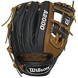 "Wilson A2000 SuperSkin 11.25"" Infield Baseball Glove (Right Hand Throw)"