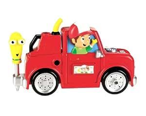 Disney - Camión Burbujas De Manny (Mattel)