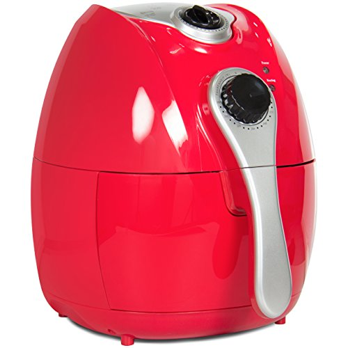 red air fryer - 7