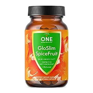 GloSlim SpiceFruit™ – Fat Burner and Metabolism Booster, Non-Stimulant Weight Management Supplement, West African…