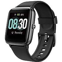 UMIDIGI Reloj Inteligente Smartwatch Impermeable IP68 para Hombre Mujer niños, Pulsera de Actividad Inteligente con…