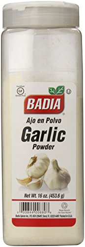 Badia Garlic Powder, 16 Ounce ()