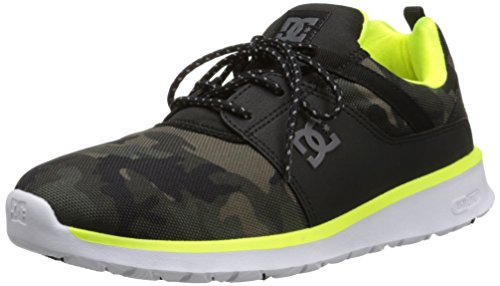 Skate Heathrow DC Uomo Shoe Casual da Noir Camouflage rI1qnw1