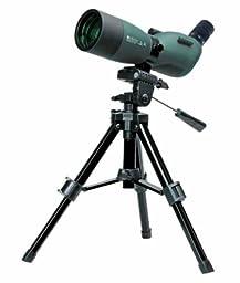 Konus 7116 15x-45x65mm Spotting Scope with Tripod And Case
