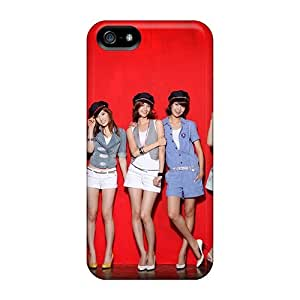 Cute Appearance Cover/tpu Snsd Case For Iphone 5/5s by mcsharks