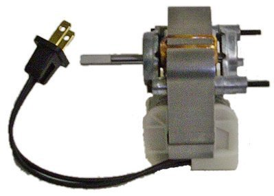 Broan Replacement Vent Fan Motor # 99080166, 1.4 Amps, 3000 RPM, 120 Volts