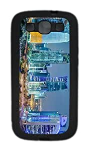 silicone covers qatar TPU Black case/cover for Samsung Galaxy S3 I9300