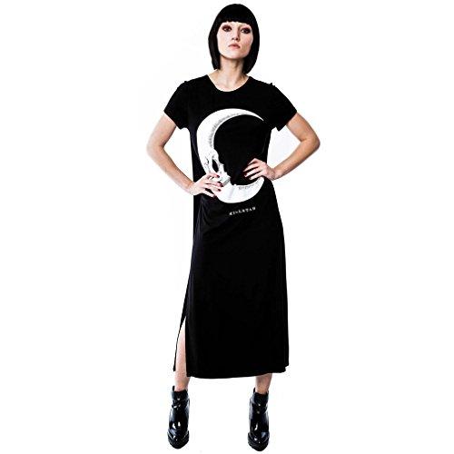 Killstar -  Vestito  - Camicia  - Maniche corte  - Donna