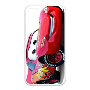 Cars - PhoneXover Personalized Design Animated Movie TPU Cover Case For Iphone 4 / 4s