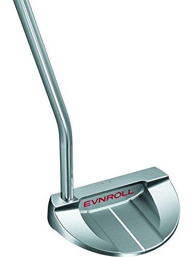 Evnroll Golf- ER8 Tour Mallet Putter 34'