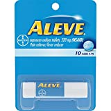 Aleve Tablets with Naproxen Sodium, 220mg