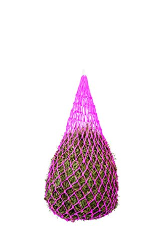 Weaver Leather 35-4043-PK Slow Feed Hay Net, 36-Inch, - Hole Feed