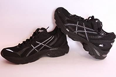 3821acdbab69 ASICS Gt-2150 (T054N. 9099) Black Onyx Lightning 40 (Us 7)  Amazon ...