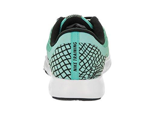 Nike Kvinna Flex Tränare 5 Sko Aurora Grön / Svart-vit