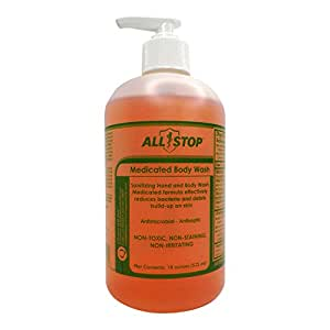 All Stop Medicated Body Wash :: Effective Against Skin Irritations and  Relieves Itching