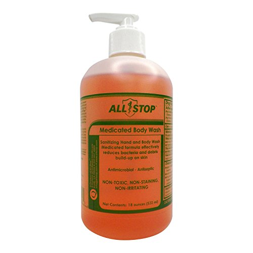 All Stop Medicated Body Wash :: Effective Against Skin Irritations and Relieves Itching in USA
