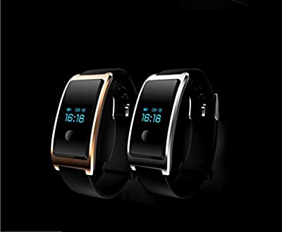 Dragon-hub Bluetooth Smart Watch For IOS & Android Smart Phone with Heart Rate Monitor,Pedometer,Remote Camera; PhoneCall & Message reminder Wrist Smart Watch