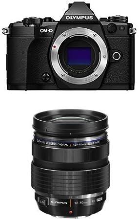 Olympus E-M5 MARK II 1240 BLACK product image 9