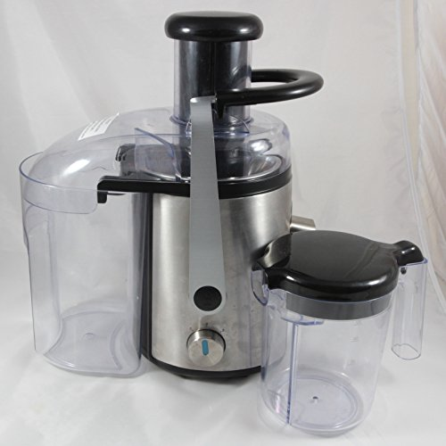 Krups ZY403851 Definitive Series Stainless Steel Extractor Juicer, Macy's Exclusive