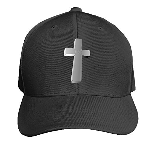 Customized Unisex Trucker Baseball Cap Adjustable Cross Rip Dead Death Funeral Halloween Mort Peaked Sandwich Hat