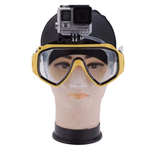 vmree Diving Swimming Glasses Dive Scuba Mask Mount for DJI Osmo Action