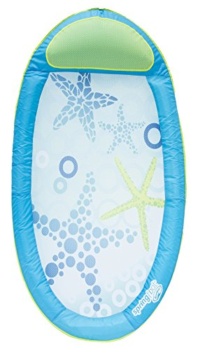 Swimways Original Spring Float Pool Lounger, Starfish