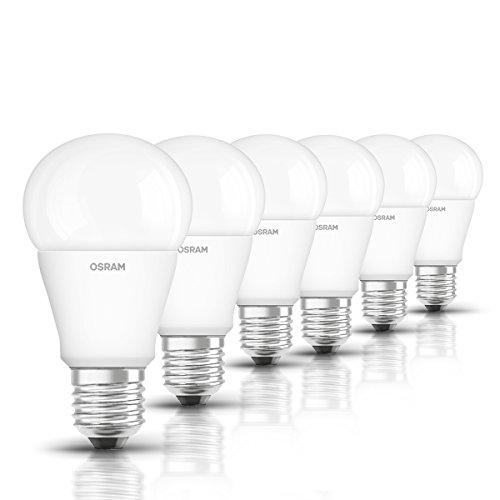 6 lampadine OSRAM a LED 8 W - sostituiscono 60...