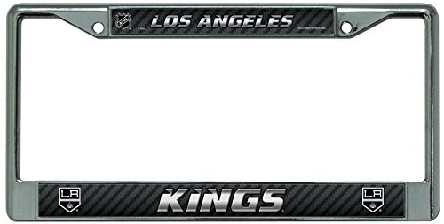 NHL Los Angeles Kings Chrome Plate Frame