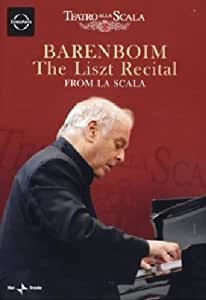 The Liszt Recital from La Scala [DVD Video]