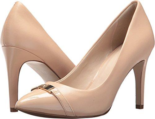 Cole Haan Vrouwen Diedra Pump 85mm Ii nude Leather / Patent