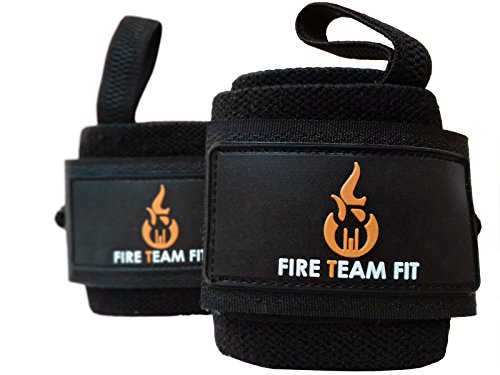 Wrist Wraps Premium Quality Weightlifting