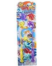 Fishing Toy For Kids - Multi Color