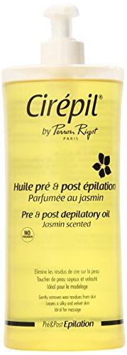 Cirepil Pre-Depilatory Oil, 33.81 Ounce