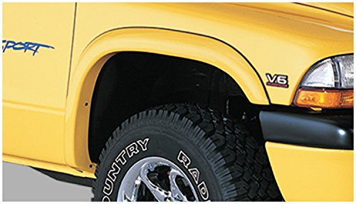 Bushwacker 51905-02 Dodge Extend-A-Fender Flare - Set of 4