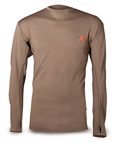 First Lite Men's Llano 170g Merino Crew Long Sleeve Top