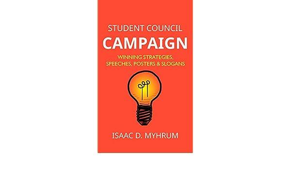 Amazon com: Student Council Campaign: Winning Strategies