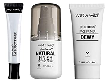Amazoncom Wet N Wild Photo Focus Dew You Even Prime Primer And