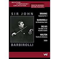 Boston Symphony Orchestra Historic Telecasts: Sir John Barbirolli [Import]