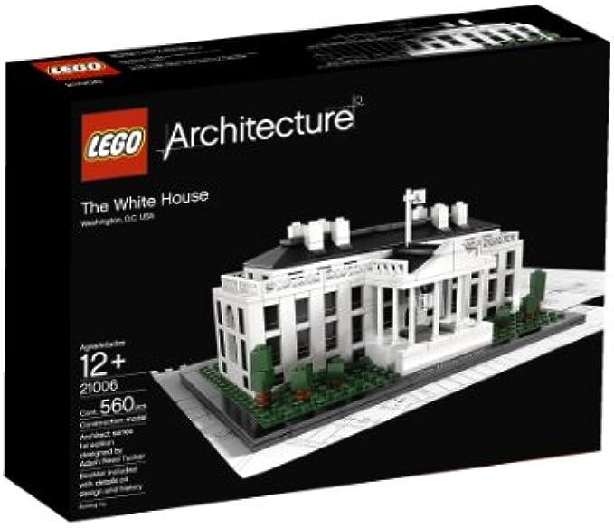 LEGO Architecture 21006 White House