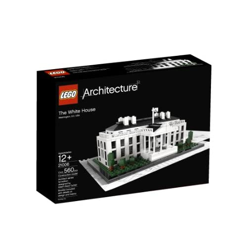 baa637c9c5bf1b LEGO Architecture White House (21006) 85%OFF - www.protermgroup.it