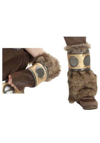 Viking Arm and Leg Warmers Set - ST ()