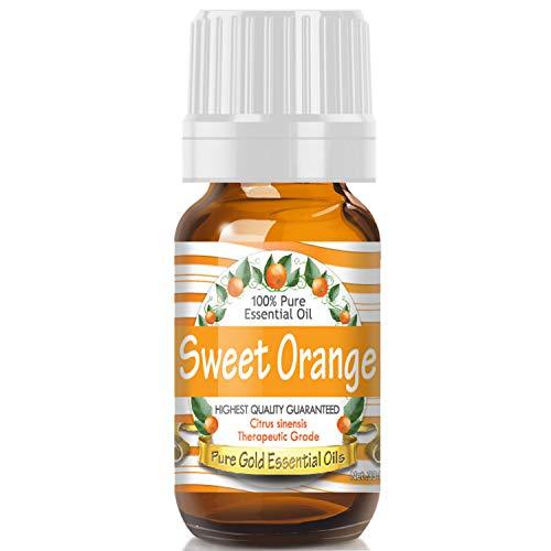 Orange Essential Pure Natural UNDILUTED