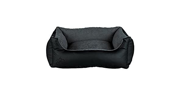 Amazon.com: Trixie Bino Dog Bed (23.6 x 15.7 inch) (Black/Gray): Clothing