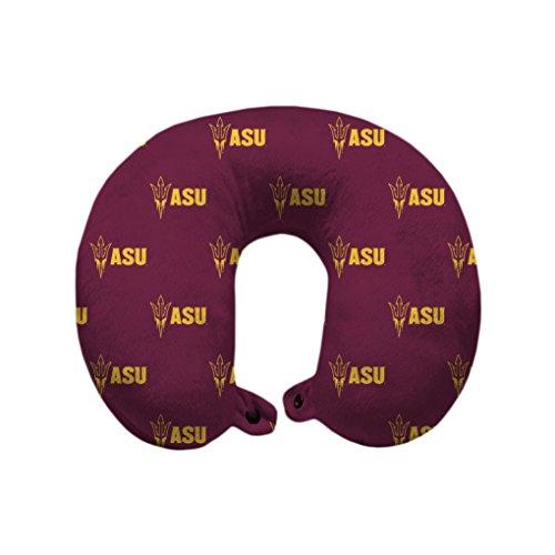 Auburn Tigers Throw Pillow - Pegasus Sports NCAA Auburn Tigers U-Neck Polyester Travel Pillow