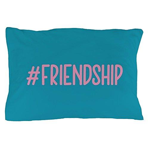 CafePress - Hashtag Friendship - Standard Size Pillow Case, 20