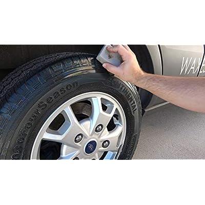 McKee's 37 MK37-830 Tire Shine SiO2 Enhanced (High Gloss Tire Shine with Premium Sponge), 16 fl. oz: Automotive