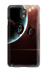 For Galaxy Note 3 Tpu Phone Case Cover(eve Online)