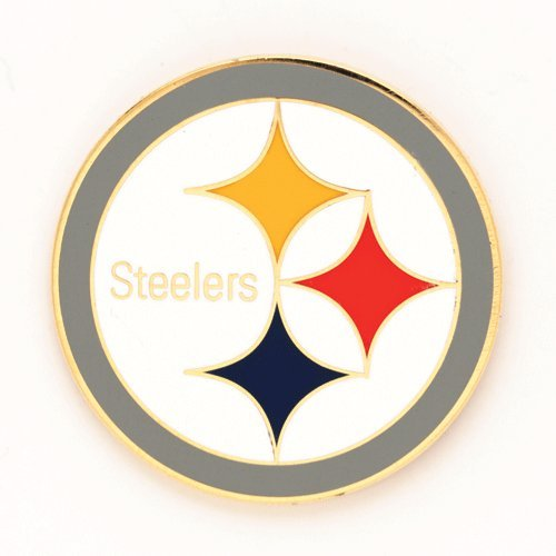 - WinCraft NFL Pittsburgh Steelers 45592061 Collector Pin Jewelry Card